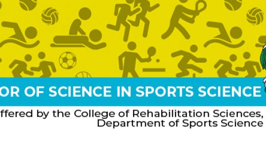 Bachelor of Science in Sports Science -