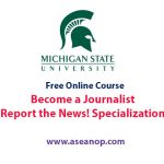 Become a Journalist: Report the News! Specialization - ASEAN Scholarships