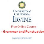 Grammar and Punctuation by University of California, Irvine - ASEAN  Scholarships