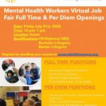 career fair – Office of Career Services and Leadership Management