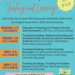 2021 Conference | The Pacific Sociological Association