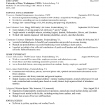Sample Resumes » Center for Career and Professional Development