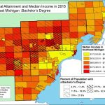 Median Income, Educational Attainment Highlight Segregated Classes in  Southeastern Michigan | Drawing Detroit