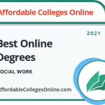 The Best Online Social Work Degrees 2021 | Affordable Colleges Online