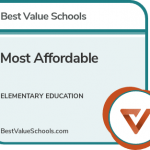 Affordable Online Elementary Education Bachelor's Degrees | Best Value  Schools