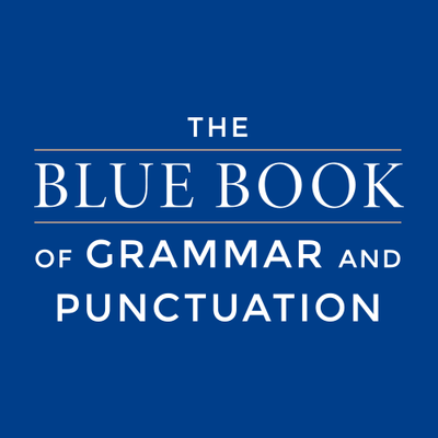 Capitalization of Academic Degrees - The Blue Book of Grammar and  Punctuation