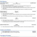 How to write an effective developer resume: Advice from a hiring manager -  Stack Overflow Blog