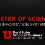 Master of Science in Information Systems | David Eccles School of Business