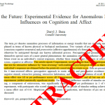 """Why the Journal of Personality and Social Psychology Should Retract Article  DOI: 10.1037/a0021524 """"Feeling the Future: Experimental evidence for  anomalous retroactive influences on cognition and affect"""" by Daryl J. Bem 