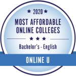 2020 Most Affordable Online Colleges for English Degrees   OnlineU