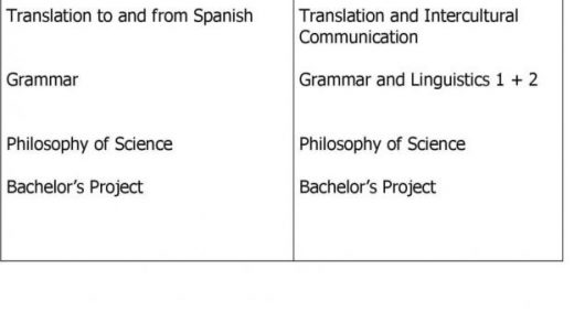 THE BACHELOR S DEGREE IN SPANISH - PDF Free Download