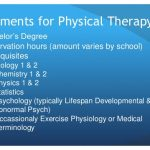 Research on career physical therapy