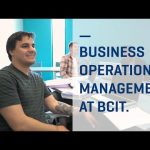 Business Operations Management, Diploma, Full-time – BCIT