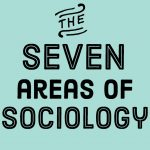 The 7 Areas of Sociology – Behold; The Aging Sociologist
