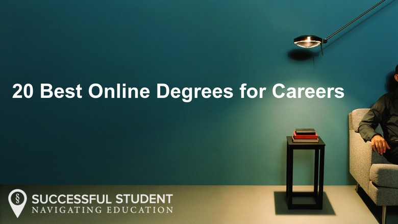 The 20 Best Online Degrees for Careers 2021 - Successful Student