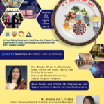 Department of Food Technology -
