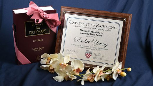 Degrees in Paralegal Studies - School of Professional & Continuing Studies  - University of Richmond