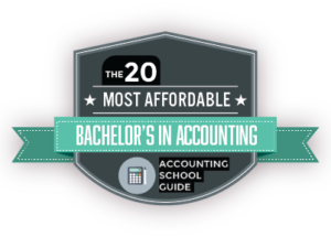 The 20 Most Affordable Online Accounting Degree Programs | Accounting  School Guide