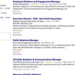 Public Relationships - How to Find The Best Public Jobs - Finding Best Jobs