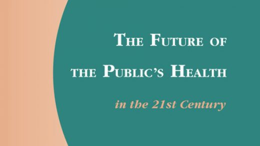 3. The Governmental Public Health Infrastructure | The Future of the Public's  Health in the 21st Century | The National Academies Press
