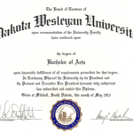 Bachelor's degree | College