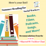 Summer Reading, Viewing, and Listening List 2018