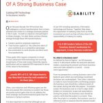 Identifying The Key Components Of A Strong Business Case - Sability