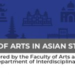 Bachelor of Arts in Asian Studies -