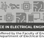 Bachelor of Science in Electrical Engineering -