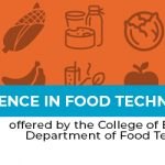 Bachelor of Science in Food Technology -