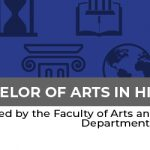 Bachelor of Arts in History -