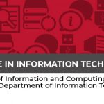 Bachelor of Science in Information Technology -