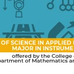 Bachelor of Science in Applied Physics, major in Instrumentation -