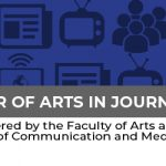 Bachelor of Arts in Journalism -