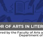 Bachelor of Arts in Literature -