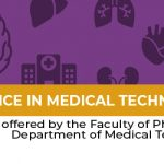 Bachelor of Science in Medical Technology -