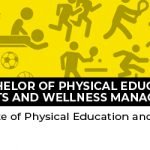 Bachelor of Physical Education, major Sports and Wellness Management -