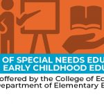 Bachelor of Special Needs Education, major in Early Childhood Education -