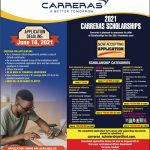 2021 Carreras SEEK Scholarship is Accepting Applications Now!