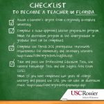 How to Become a Teacher in Florida - Blog | USC Rossier