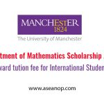 Bachelor of Secondary Education, major in Mathematics -