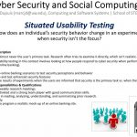 Cyber Security and Social Computing: Situated Usability Testing – UW  Bothell Office of Research – Undergraduate Research Database