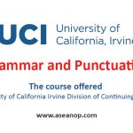 Grammar and Punctuation Online Course (FREE) - ASEAN Scholarships