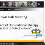 Department of Occupational Therapy -
