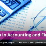 Diploma in Accounting and Finance (A9007) - FAME International College