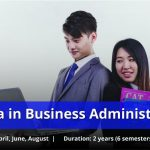 Diploma in Business Administration (A5393) - FAME International College