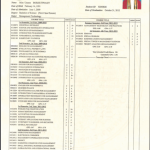Academic Transcript and Qualification for Bachelor's Degree -  Marvellouscreature