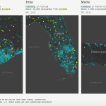 Ten visualizations that depict the state of criminal justice today -  Storybench