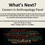 Event: Careers in Anthropology Discussion Panel | Department of Anthropology