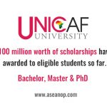 Apply for a Unicaf Scholarship and Study for an Accredited Bachelor,  Master's or Doctoral Degree! - ASEAN Scholarships